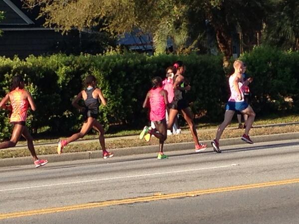 Girl power. First girls #crbr #bridgerun pic.twitter.com/4AsW7LTrlj
