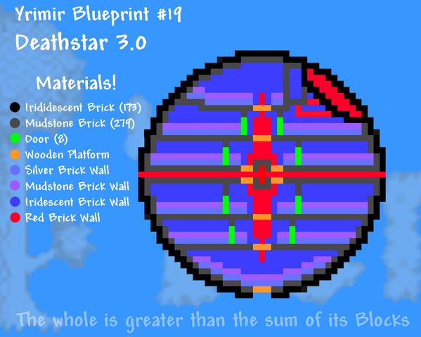 Yrimir On Twitter Blueprint For Death Star Httptco - Death star blueprints