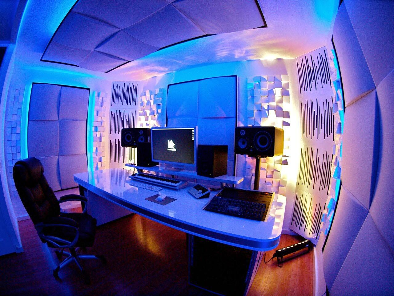 Hardwell On Twitter Quot Finally The New Hardwell Studio Is