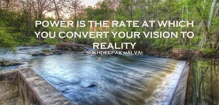 Twitter / JoyAndLife: Power is the rate at which ...