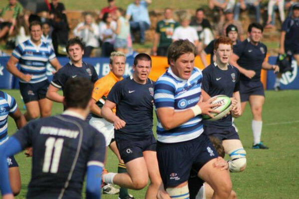 BHMCam6CUAACx03 School of Rugby | Welkom THS - School of Rugby