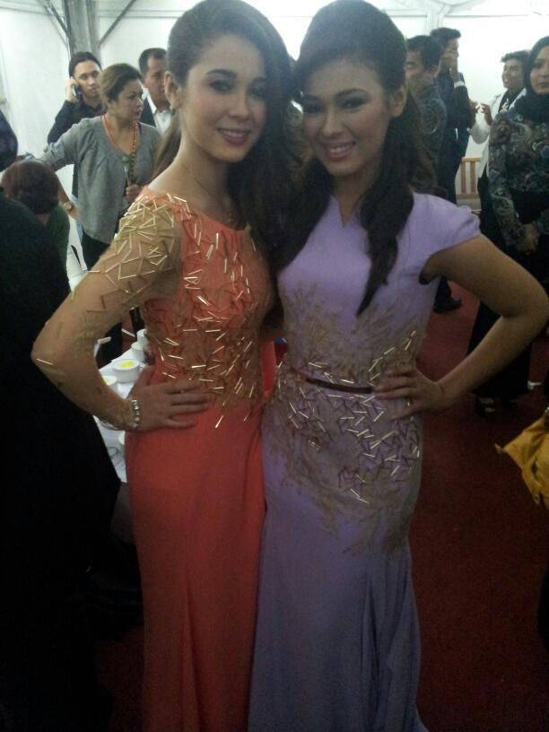 Emma Maembong dan ChaCha Maembong
