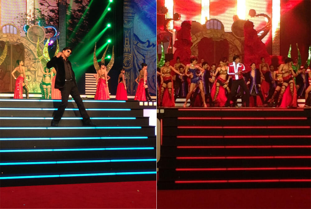 Twitter / iamsrkclub: And SRK continues to dazzle ...