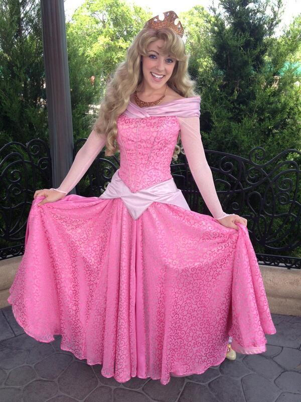 Diy sleeping beauty costume for women
