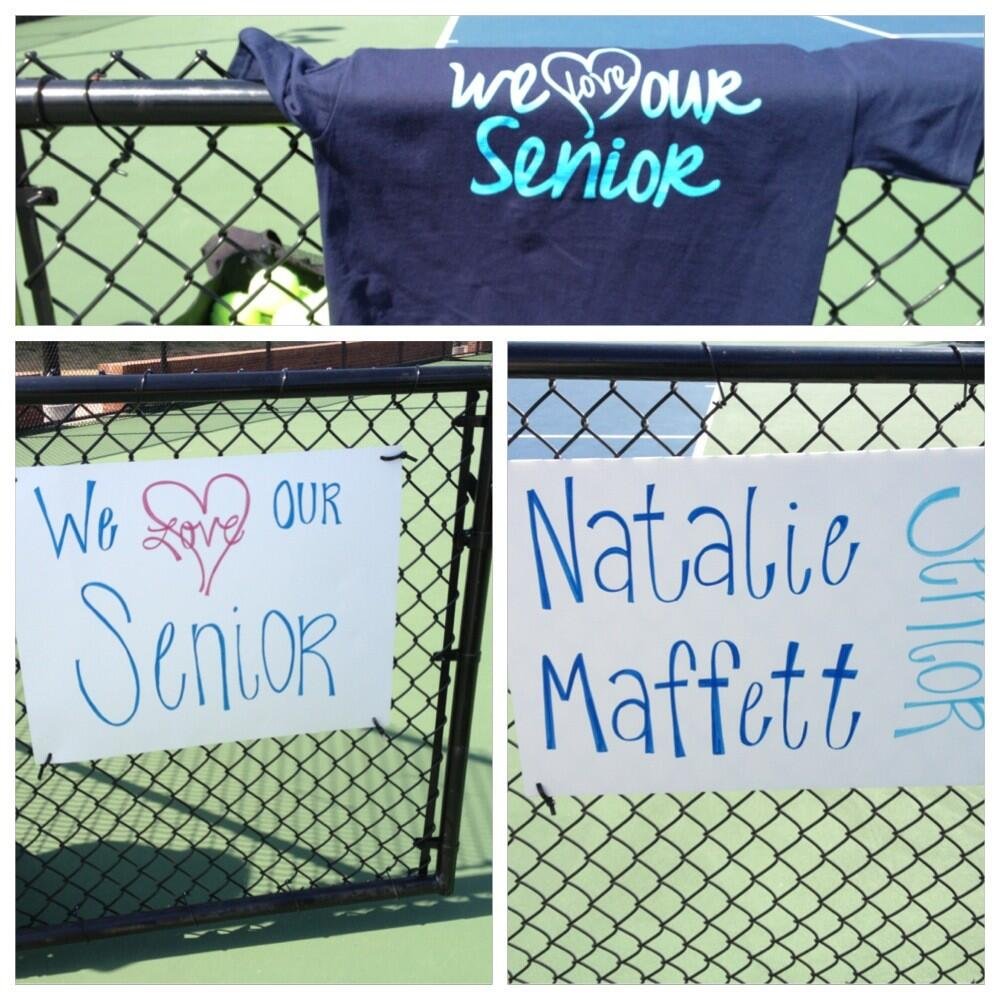 Twitter / GSAthletics: WTEN: Some senior love out ...