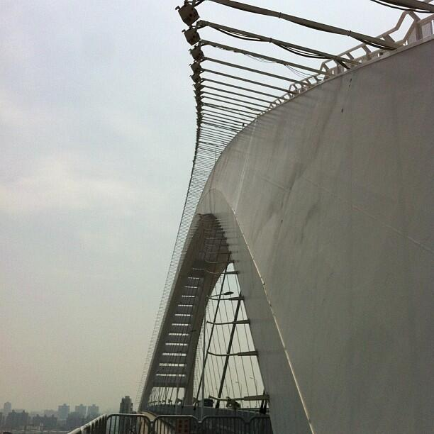 Twitter / jeffdelkin: Lupu Bridge in #shanghai ...