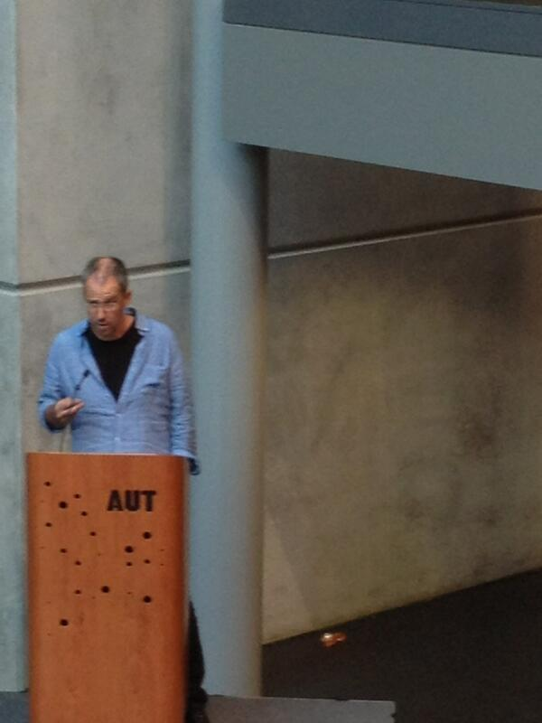 @RPamatatau: Andrew Withiel from @AUTuni on blogs in design for reflection #education pic.twitter.com/bHm30yju7s #ltdf2012
