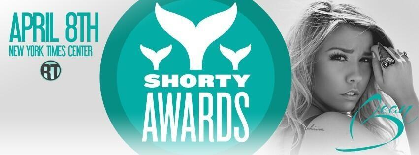 Twitter / AdamMehl: @noellebean tonight @shortyawards ...