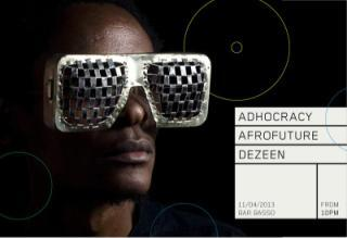 Twitter / joseph_grima: Thursday from 10pm: #Adhocracy ...