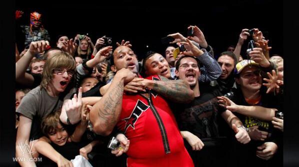 #OldShool #LongHair #WWEPic Me and MVP <br>http://pic.twitter.com/ejuaKnhAoK