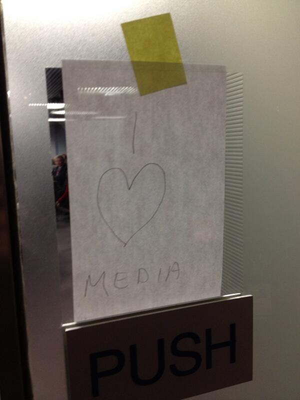 Thumbnail for Doug Ford's hand-written notes to media