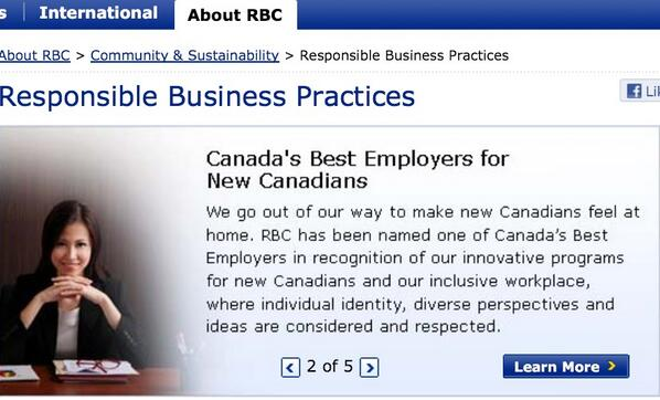 Thumbnail for Your reaction: RBC Foreign Worker Scandal