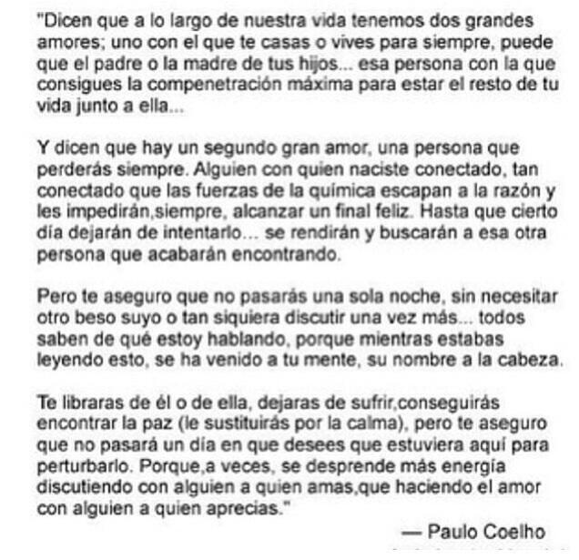 Orangel Requena On Twitter Algo De Paulo Coelho A Quien No Le Ah