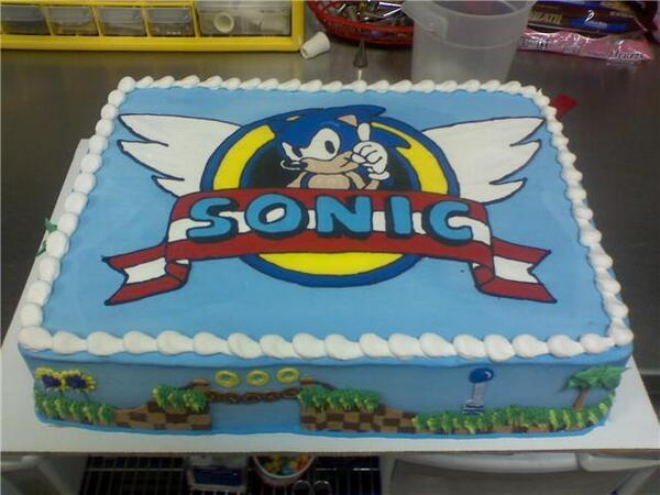 Soniccake Hashtag On Twitter
