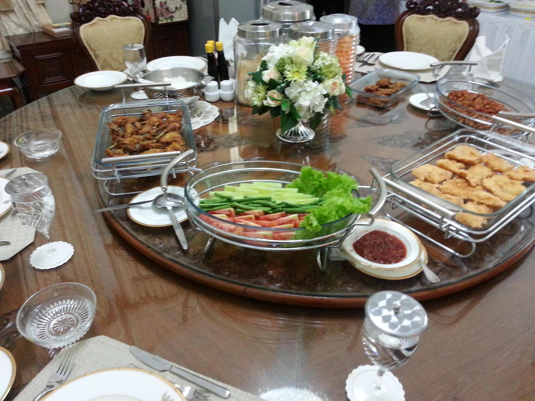 Catering Kantoran Jakarta Untuk Prasmanan dan Makan Siang