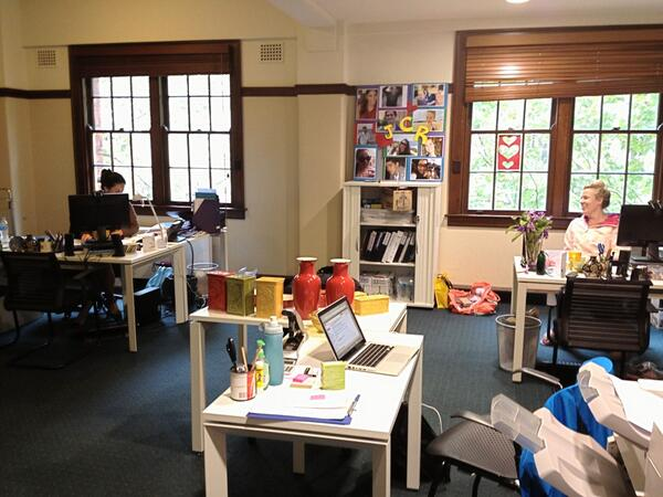 This is NYU Sydney's Office of Student Life. I'm working part-time in the office this semester! pic.twitter.com/UpFCMc4d1u