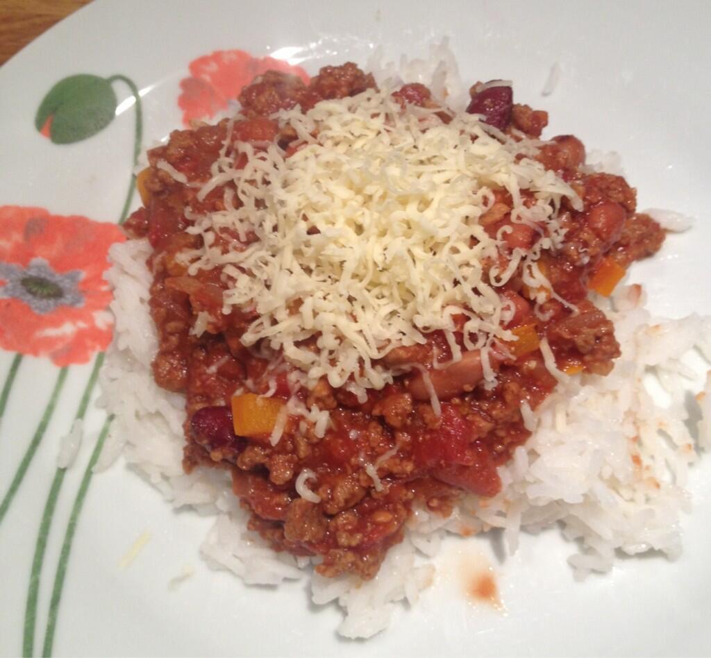 Quorn Chilli Con Carne | I love Slimming World
