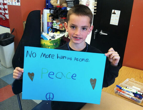 This is Martin Richard, the youngest victim of the Boston Marathon bombing http://bzfd.it/Zv31Wf http://pic.twitter.com/Z9edbe21mD