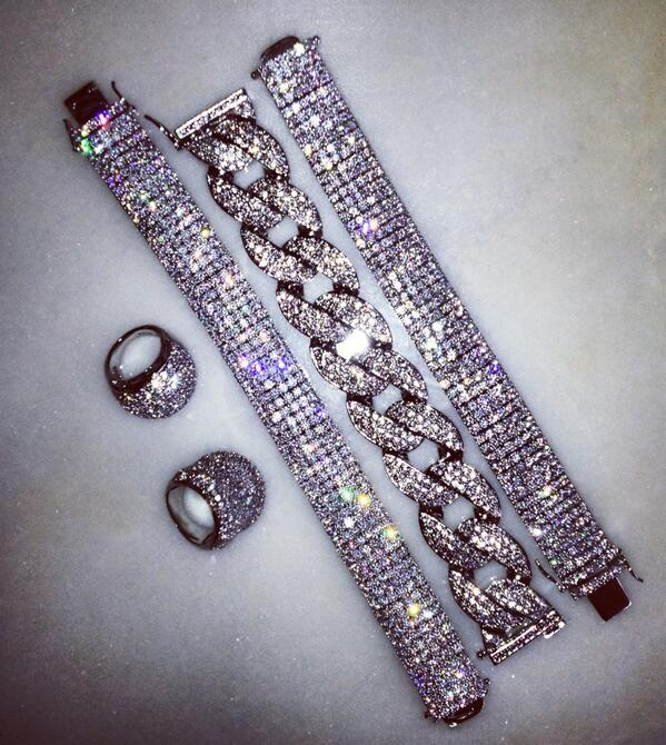 melania jewelry qvc melania on quot getting ready 4 wendywilliams 8873
