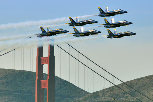 Barring a budgetary miracle, no Blue Angels during Fleet Week this year. - J&C bit.ly/10Pgvh4 pic.twitter.com/1SE5AFVtOI