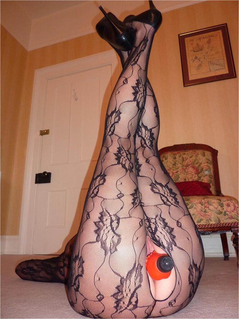 See More Pantyhose Couples 94