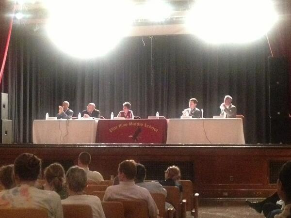 Thumbnail for At-Large Council Candidates Forum @ Eliot-Hine MS