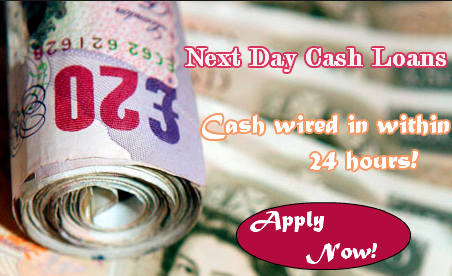 next day cash loans bad credit