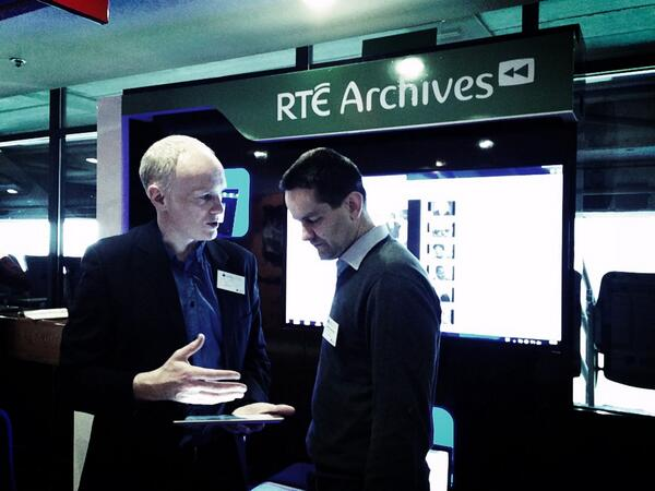 @RTEArchives has a new stand! Visit it today at #EDF_13 @RTEDigital @briddooley @happynutmeg @SandriCollins pic.twitter.com/nMLP3E0KwN