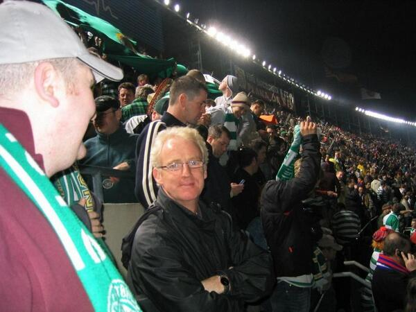 Image result for tommy burns in the crowd