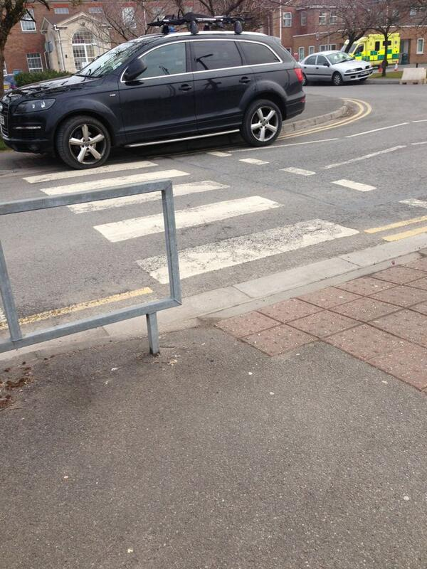 REG NOT ADDED is a crap parker