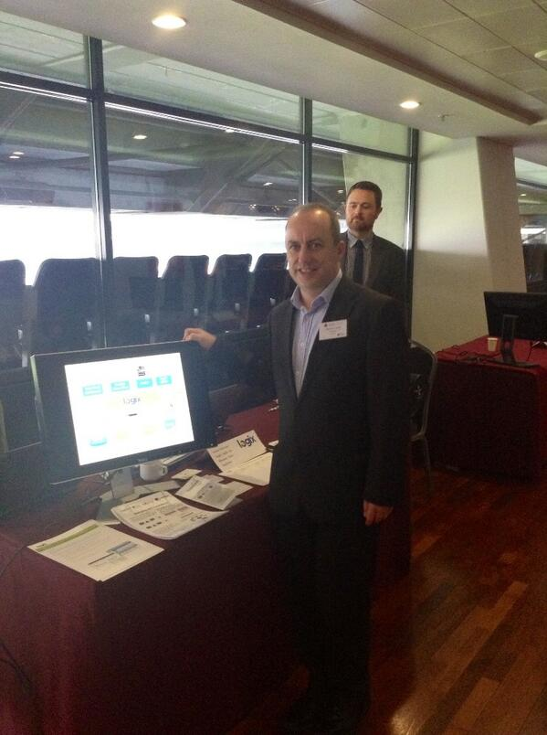 Logix on show at the European Data Forum in Croke Park. #edf_13 #bigdata #Analytics pic.twitter.com/mjlGNI9dPN