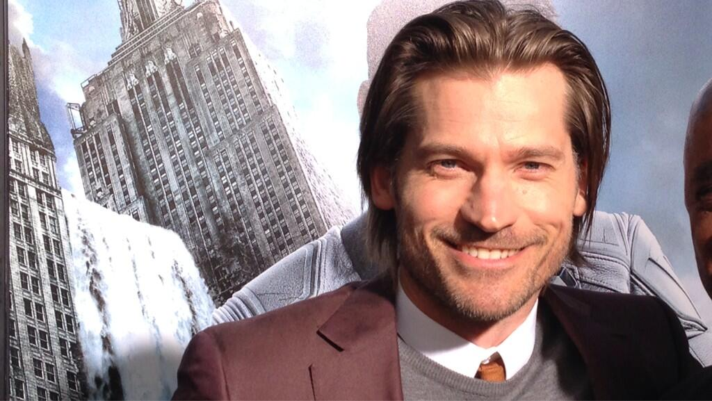 Twitter / OblivionMovie: Nikolaj Coster-Waldau hits ...