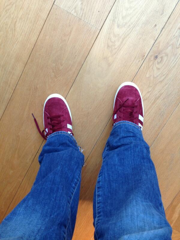 Jeremy Clarkson On Twitter Look At My Fucking Red Shoes Http T