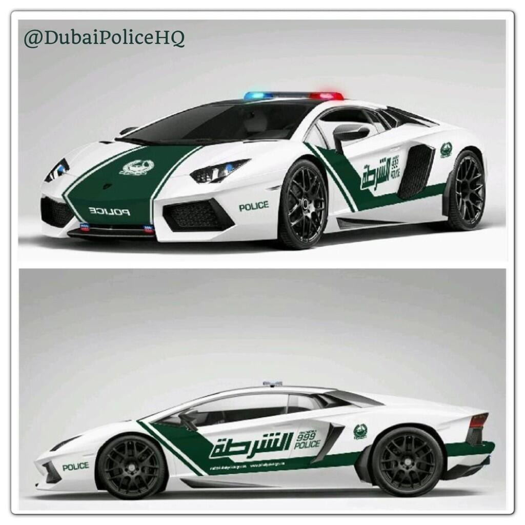 Twitter / DubaiPoliceHQ: The new #Dubai_Police ...