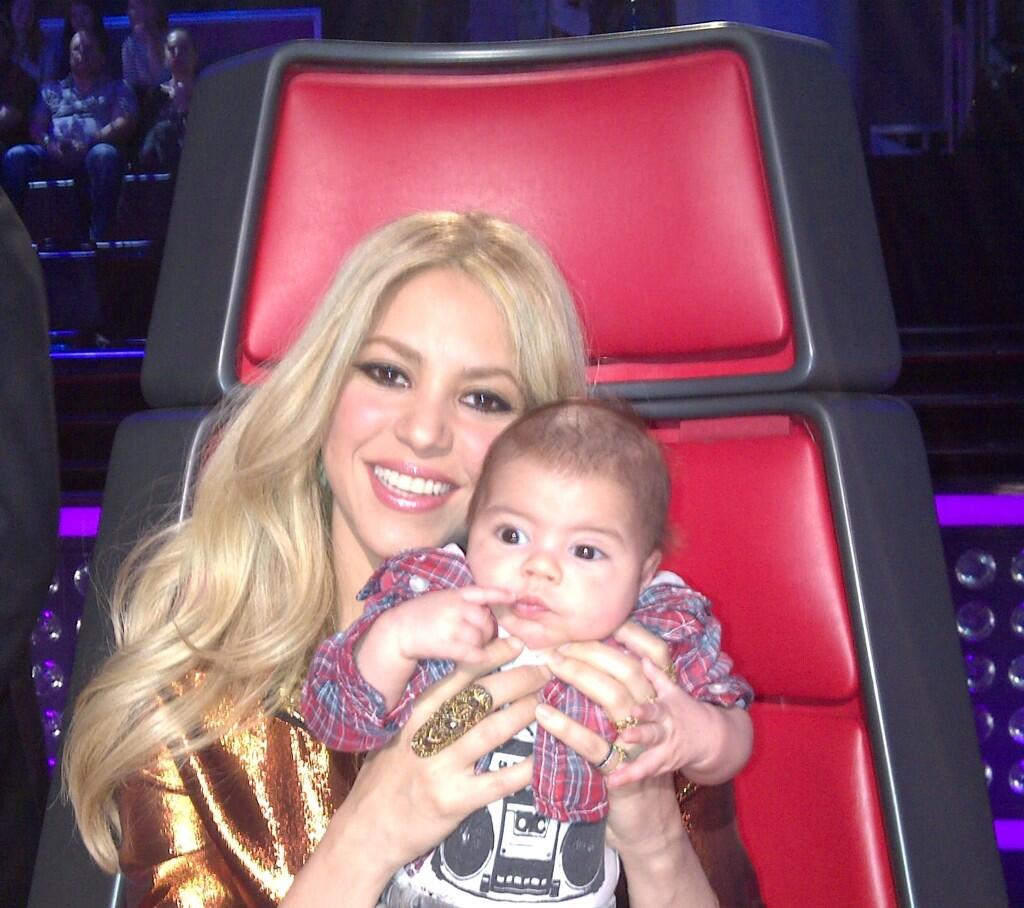 Twitter / shakira: Clearly Milan's intrigued by ...