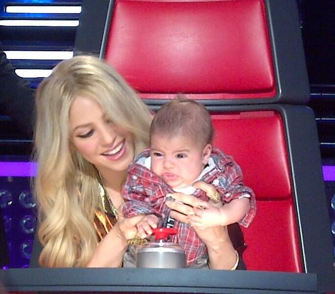 Twitter / shakira: Uh oh, I don't think he liked ...