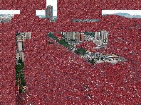 """:') """"@SoyTuPadrastro: La marcha de Maduro según VTV:  http://t.co/djlWOB20S0"""""""