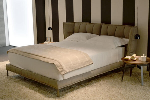 B Amp B Italia On Twitter Quot New Quot Husk Quot Bed Design By