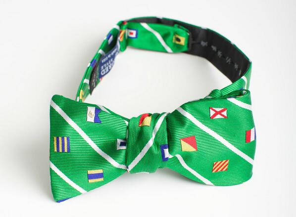 CONTEST TIME!!  In honor of the #Masters & #Derby season...We're giving away a green bow tie! RT & enter on FB http://t.co/MFOTtcHxMG