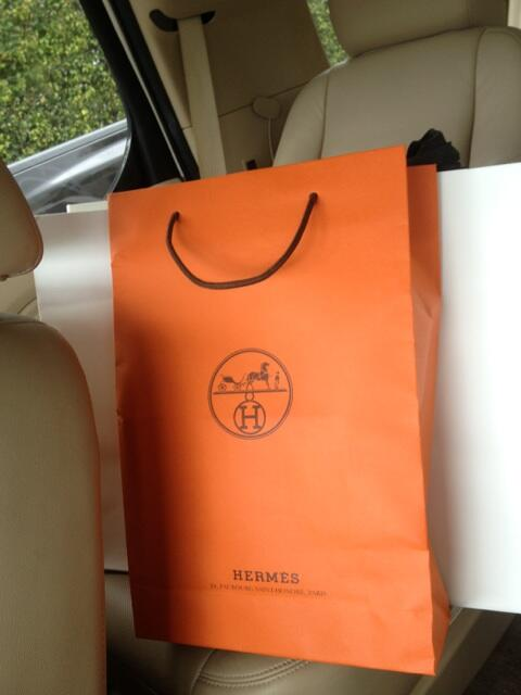 Twitter / ochocinco: Chicks love Hermes... like ...