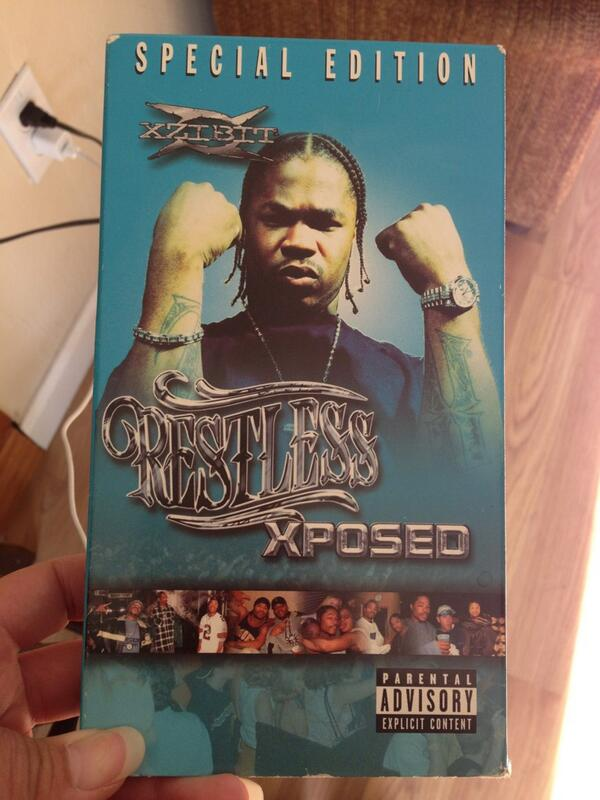 "XZIBIT on Twitter: """"@uGiveMeEargasms: Found my @xzibit Restless ..."