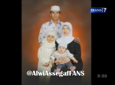 2000+ Gambar Foto Keluarga Alwi Assegaf  Paling Keren