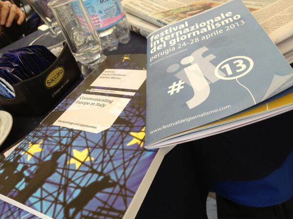 """""""@PE_Italia: Centro Servizi G.Alessi alle 15:30 """"Communicating Europe in Italy"""" @davcarretta @BedaRomano #ijf13 #UE"""" pic.twitter.com/1gyw3Vor5S"""