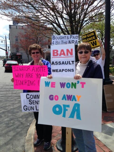 Twitter / TheKateMalloy: Nashua residents demand action ...