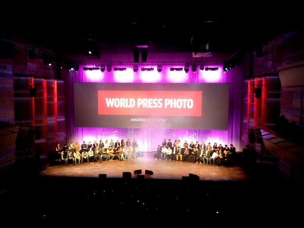 There they are. All of the winners on stage at the Awards Ceremony #wpph_AD13 pic.twitter.com/kGDLdxxvW2