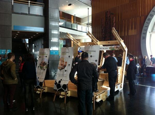 thanks @BMHayward @iheartfelt what a great day it was! #makertorium #wikihouse pic.twitter.com/4TQkAywBYR