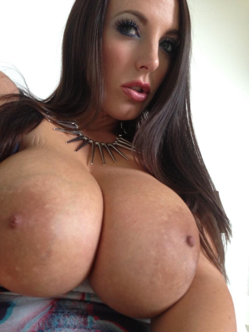 Variant Angela white tits with