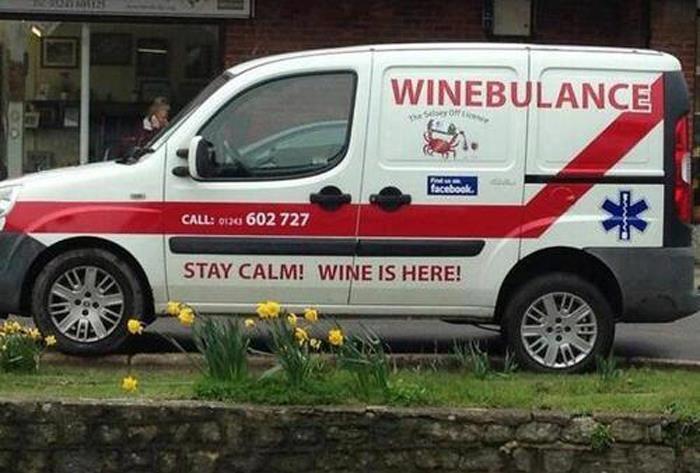 nexus4 #wine #ambulance #van #white #wheels #crossroads #… | Flickr