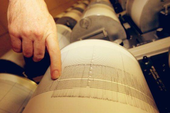 Terremoto Oggi Firenze-Toscana: Scossa M3,9 epicentro Castelfiorentino sentito fino a Prato e Pisa.