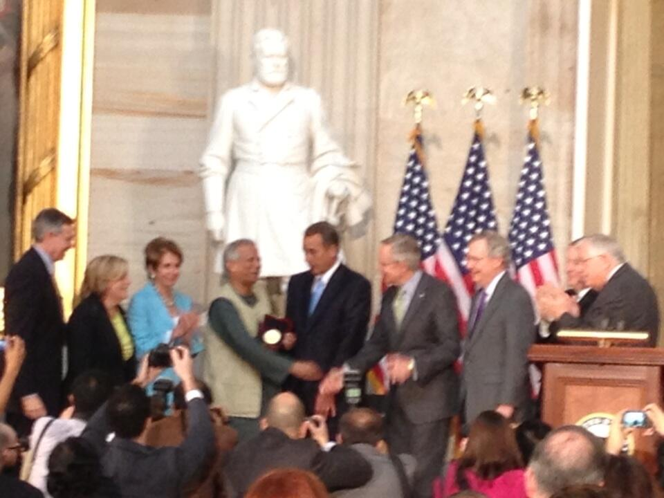 Twitter / Astro_Ron: Wonderful ceremony honoring ...